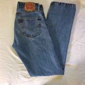Vintage Levi's 505 Jeans